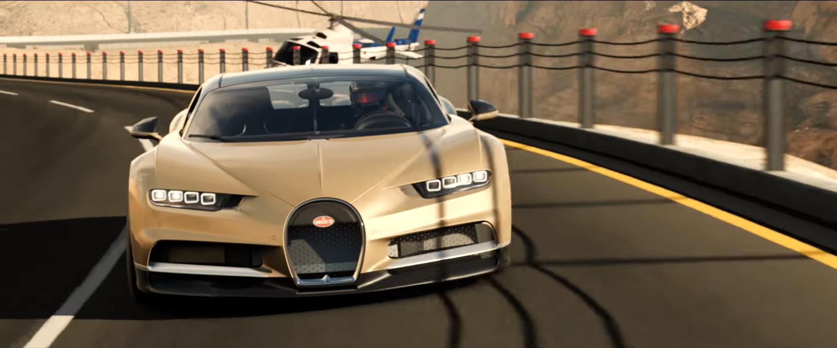 Forza Motorsport 7 Krijgt Bugatti Chiron Als Eerste