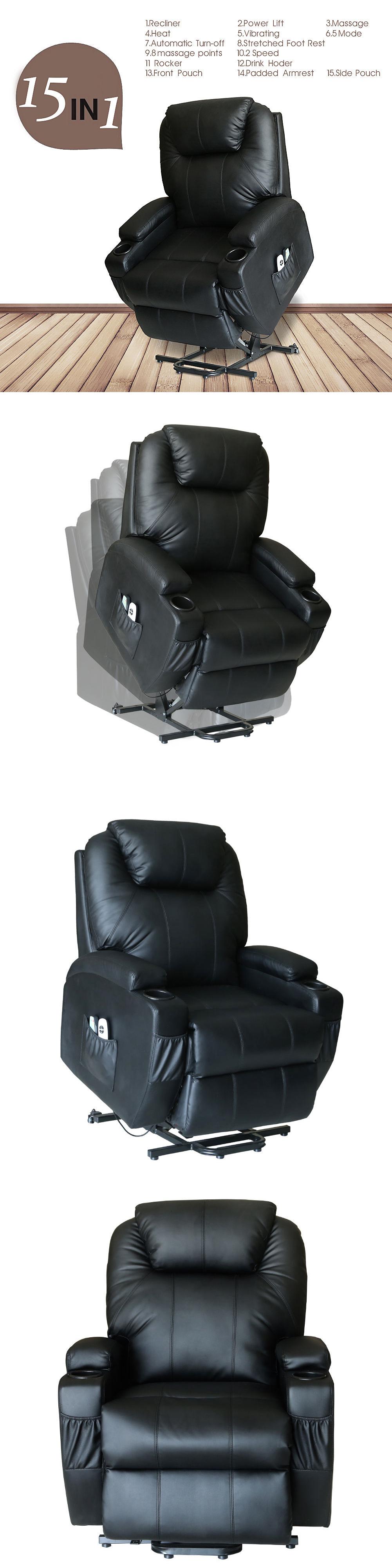 Electric Massage Chairs Shiatsu Electric Massage Chair Integrated