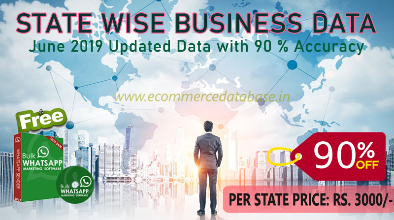 State Wise Business Database, Andhra Pradesh Business Data