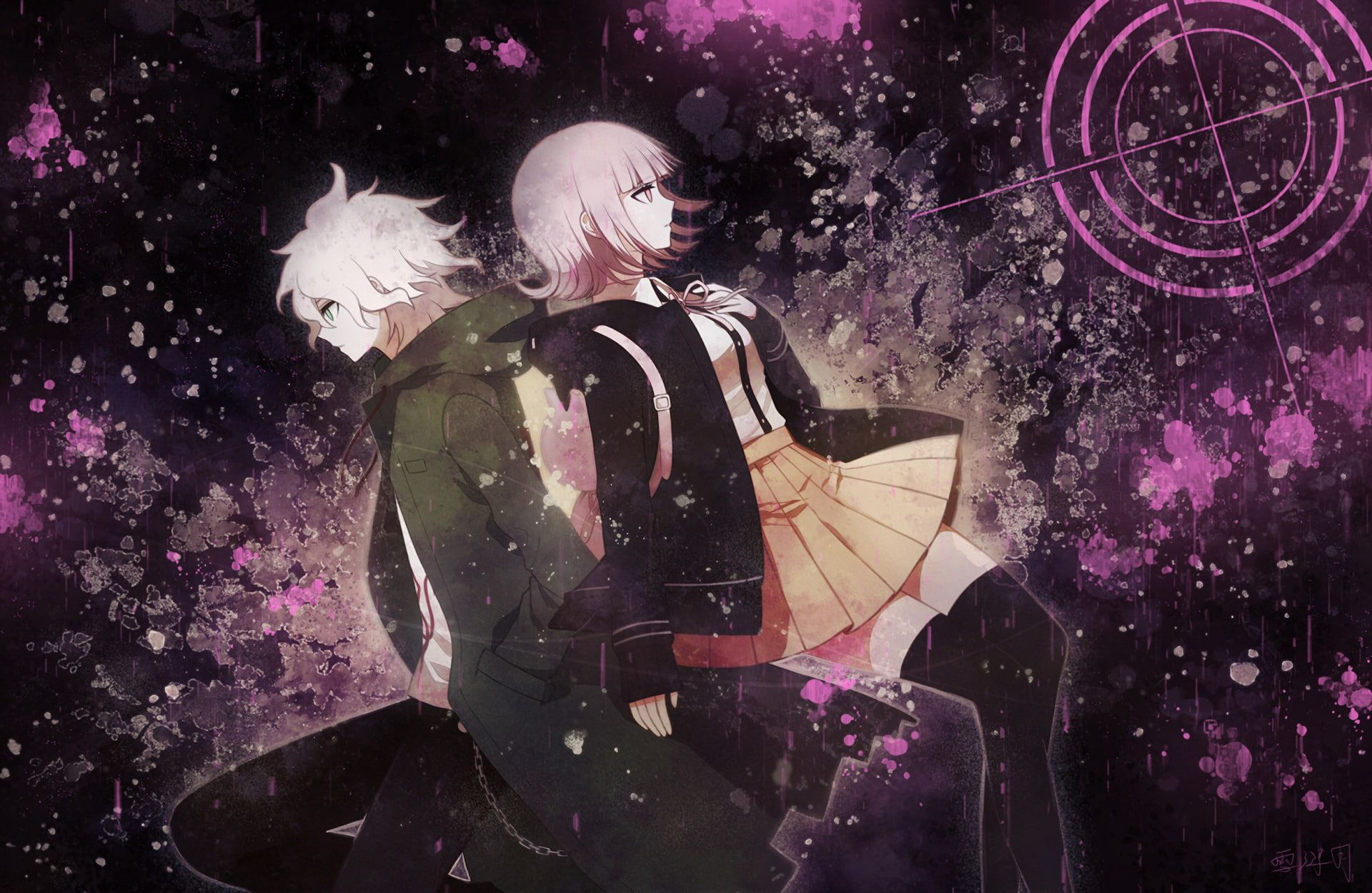 Download Danganronpa 2 Wallpaper  Wallpapers