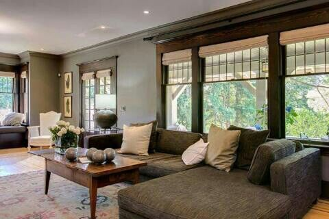 What Color Blinds With Dark Wood Trim Google Search