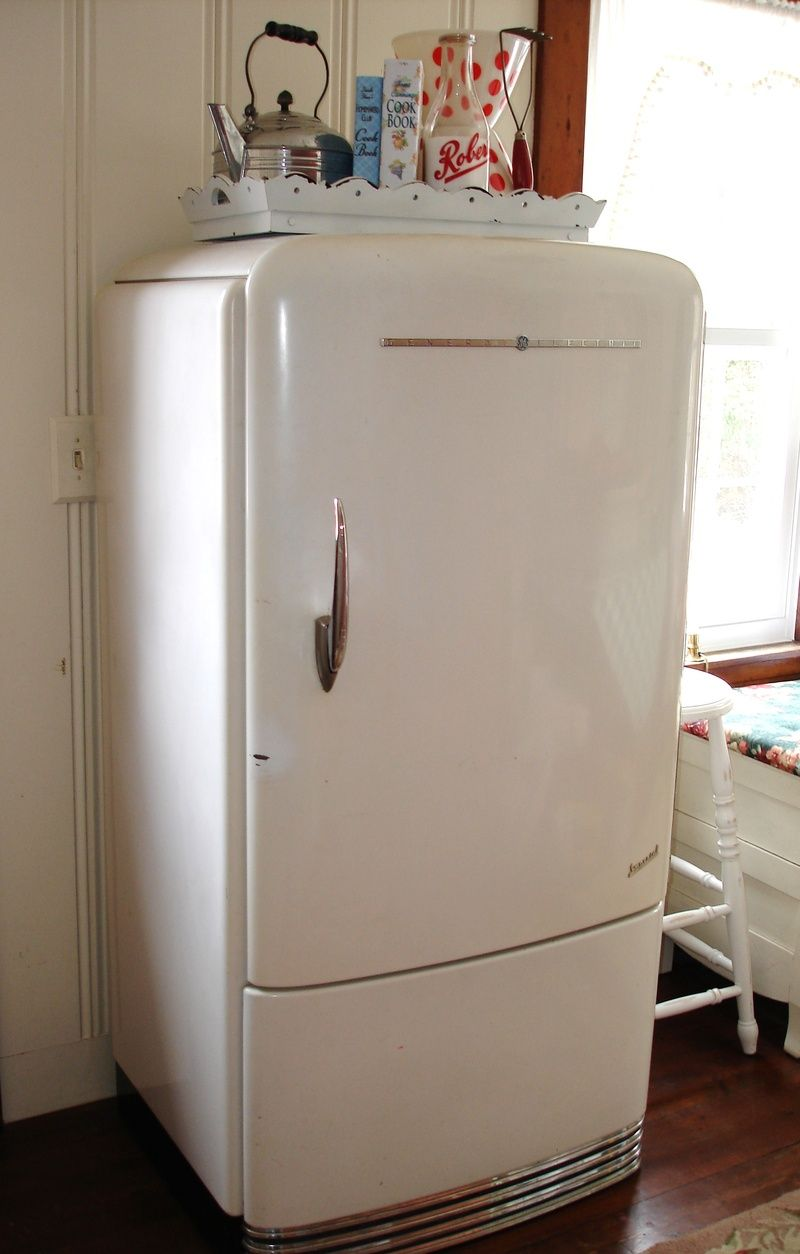 Vintage refrigerator | Remember when............ | Pinterest ...