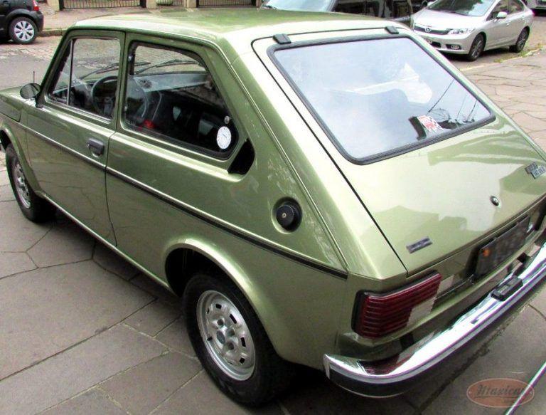 Fiat 147 Gls 1979 Carros Placa Preta E Nostalgia