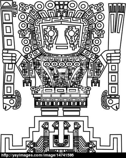 Inca Symbol Precolombinas Pinterest Symbols Tribal Symbols