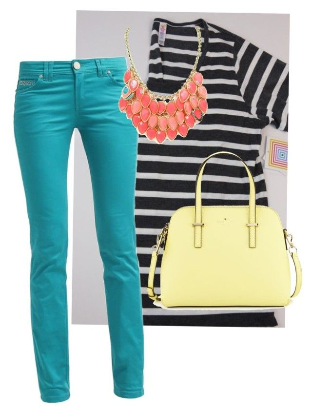 """""""Untitled #4"""" by dana-raine on Polyvore featuring Kate Spade"""