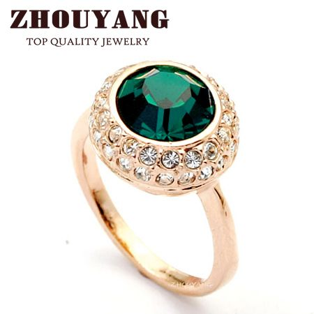 Cheap ring, Buy Quality ring free directly from China ring fashion Suppliers:                           BRAND:  ZHOUYANG Jewelry   MATERIAL:  &