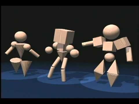 Very Cool 3d Dancing Shape Video 1 39 Geometric Shapes