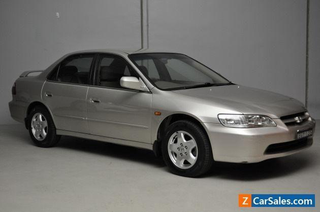 1999 Honda Accord V6 L Automatic Sedan #honda #accord #forsale #australia