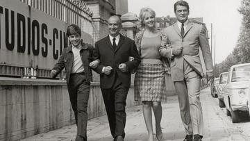 Olivier de Funès ; Louis de Funès ; Mylène Demongeot ; Jean Marais ; « Fantômas », 1964