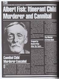 albert fish newspaper clippping true crime crime facts pinterest