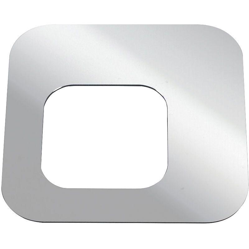 Couvercle Pour Poubelle Pure 100 L Aluminium Certeo