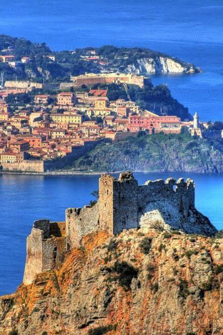 Isola d'Elba Vacanze in italia, Paesaggi