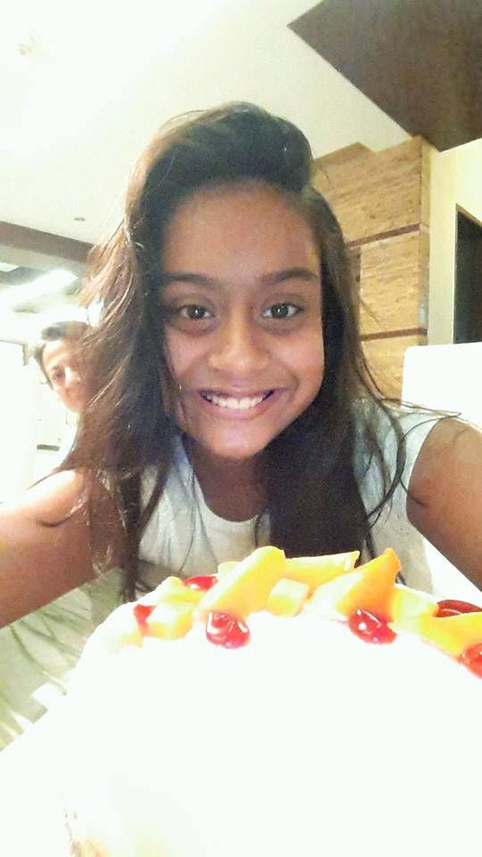 "Ajay Devgn and Kajol's daughter, Nysa celebrated her birthday on April 20. The star kid turned 12. Sharing a picture of his daughter on Facebook, Ajay wrote, ""Nysa says - Thanks for all ur wishes! #cakes on me!"" Nysa is seen holding a cake in the picture and a big smile is pasted on her face.While Nysa surely seems to have had a great birthday, Hrithik's sons to seem to be enjoying dad's company. Read on to know more..."
