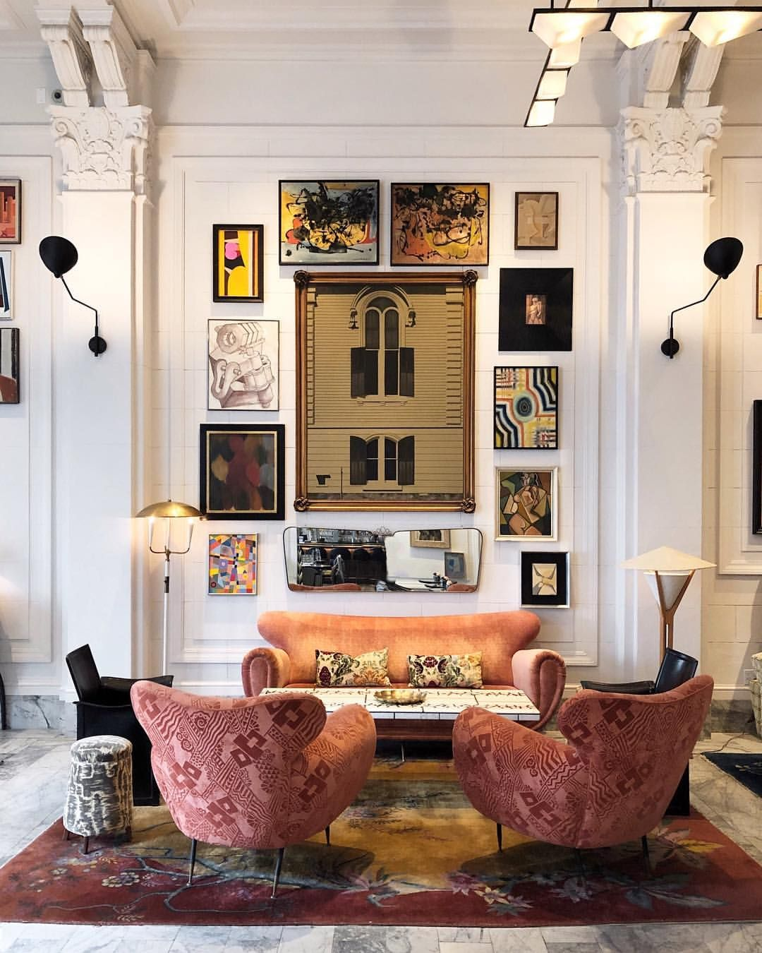 Home Decor 2012 Luxury Homes Interior Decoration Living: Inside A 1920s Storybook Home's Major Modern Redesign