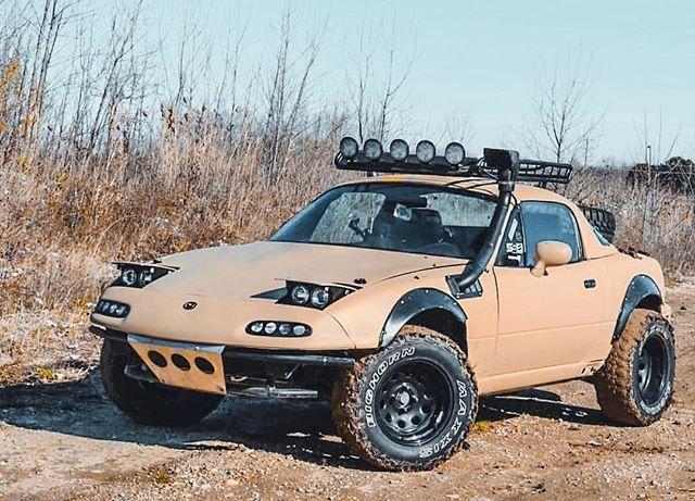 Best Overland Vehicles >> off-road Mazda Miata | Mazda miata, Offroad vehicles, Miata