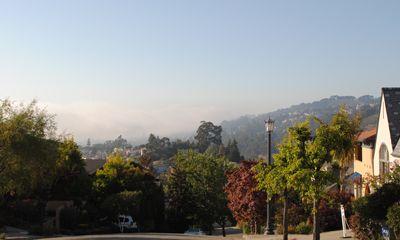 Upper Rockridge in Oakland