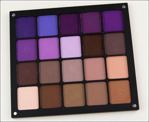 Diary Of A Makeup Geek Blog: Inglot Rainbow Eyeshadow