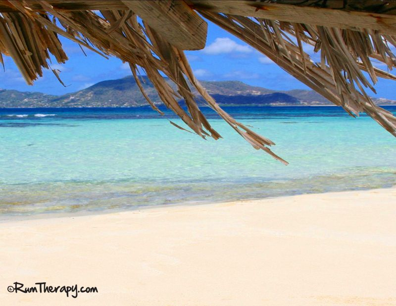 My Tropical Obsession - this beautiful beach is on Mopion, The Grenadines. Click to read more!