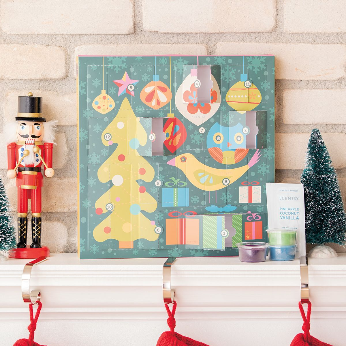 Scentsy Advent Calendar Scentsy Advent Calenders Holiday Collection
