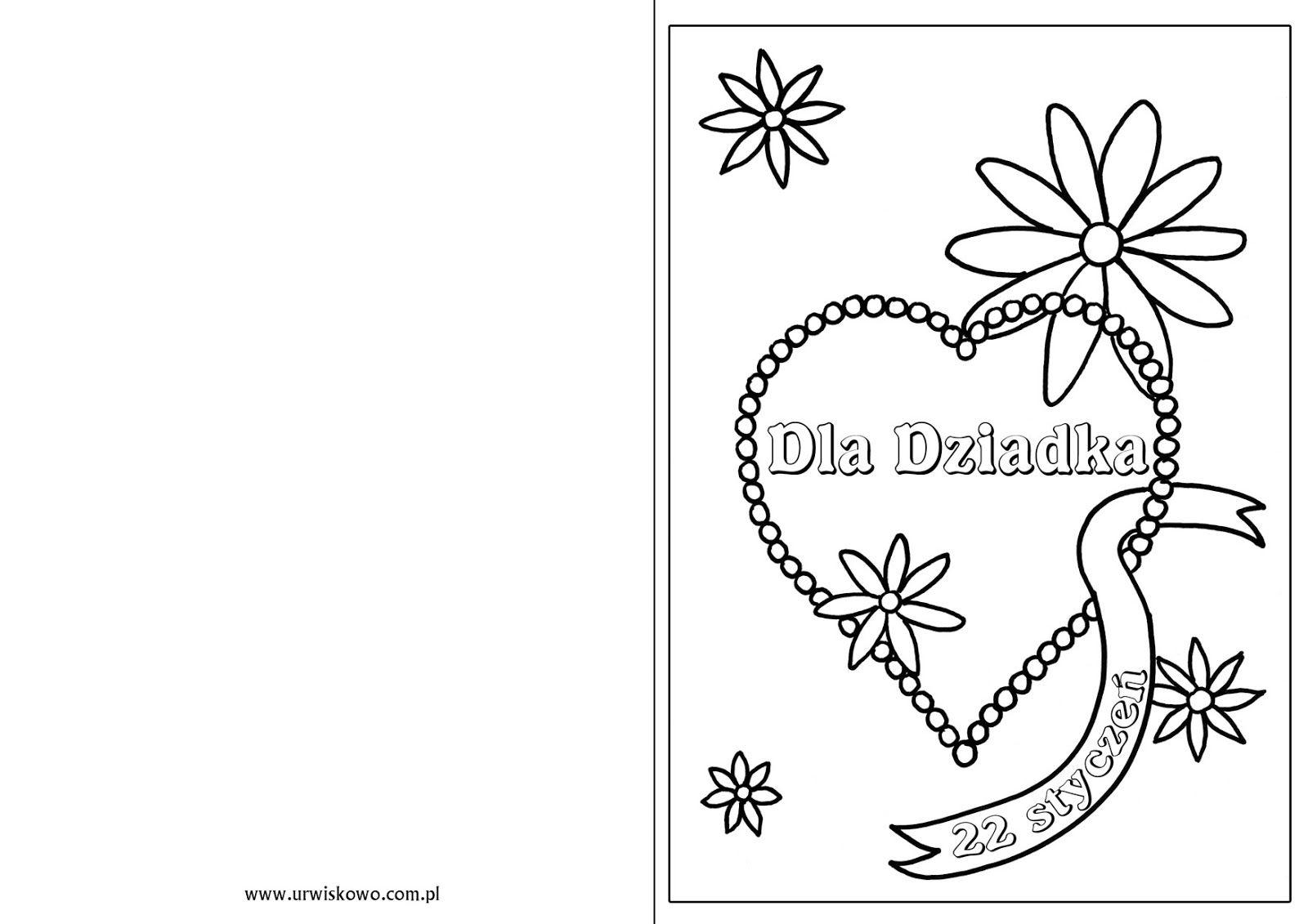 Dzien Babci I Dziadka Laurka Szukaj W Google Home Decor Decals Cards Home Decor