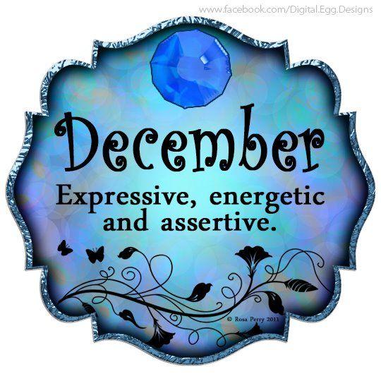 Happy Birthday December Second born ......
