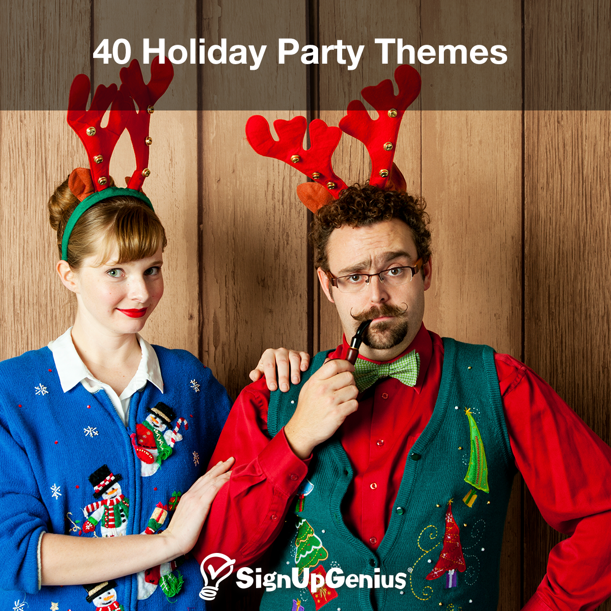 40 Fun Holiday Party Themes 40 Fun Holiday Party Themes to Take Your Christmas Celebration to the Next Level.