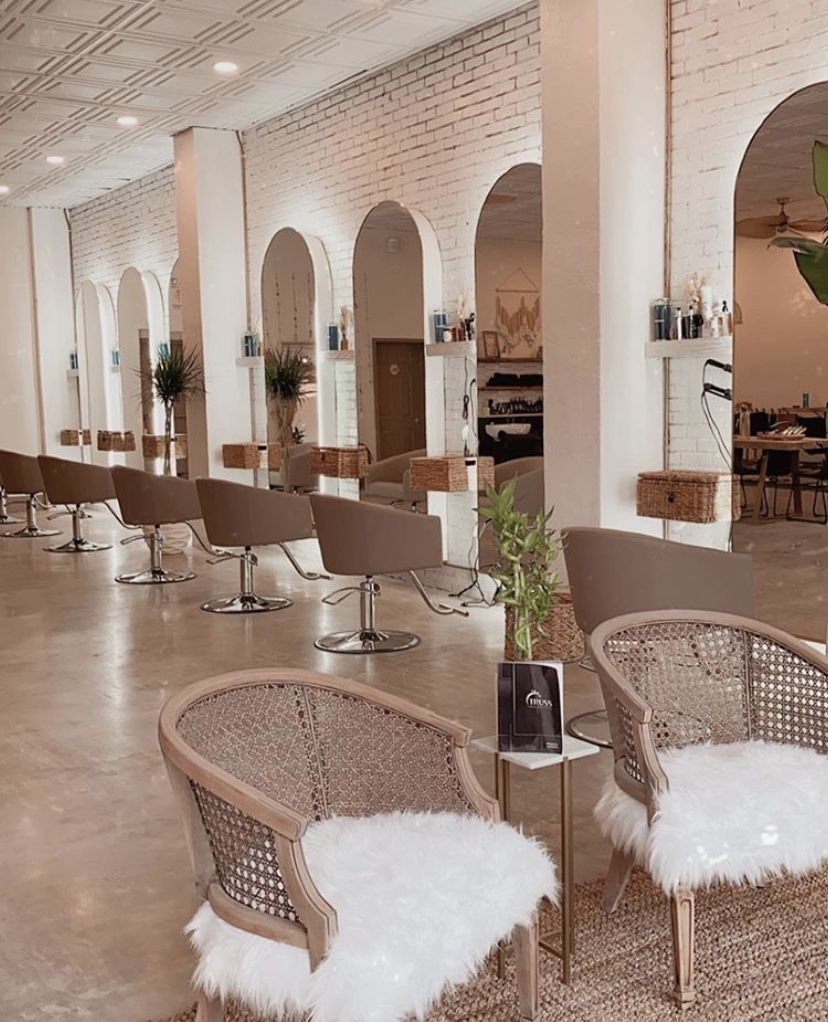 East Coast Salon Myminerva Salon Interior Design Salon Suites Decor Salon Interior