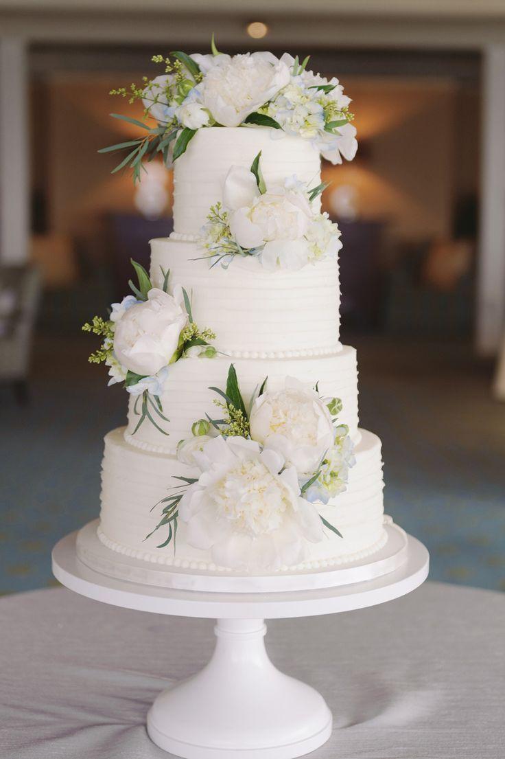 Live Flowers For Wedding Best 25 Cake Fresh Ideas On Pinterest Weddingflowers Weddingcakes