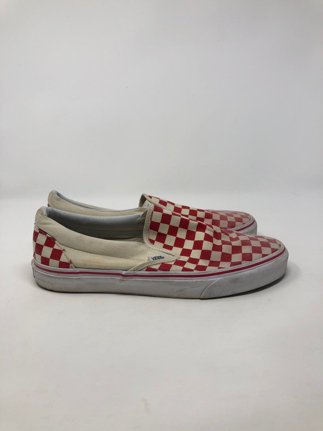 Vans Checkered Slip On. Men's 11. Worn but still has plenty