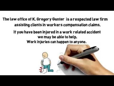 http://www.gregorygunterlaw.com  The Law Office Of K. Gregory Gunter is a workers compensation attorney law firm located in Raleigh NC. We offer a free evaluation and don't charge a dime unless we win your case. So if you are hurt on the job no fault of your own and need someone that knows the laws, we can help.Workers compensation lawyer in raleigh nc.