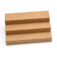 Cork Expandable Triple Step Spice Rack