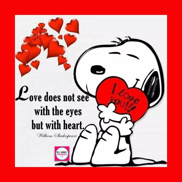 Happy Valentine S Day To My Hubby 41 Valentine S Days Together Love You More 1stgradefireworks 1stgradef Snoopy Quotes Snoopy Valentine Snoopy Funny