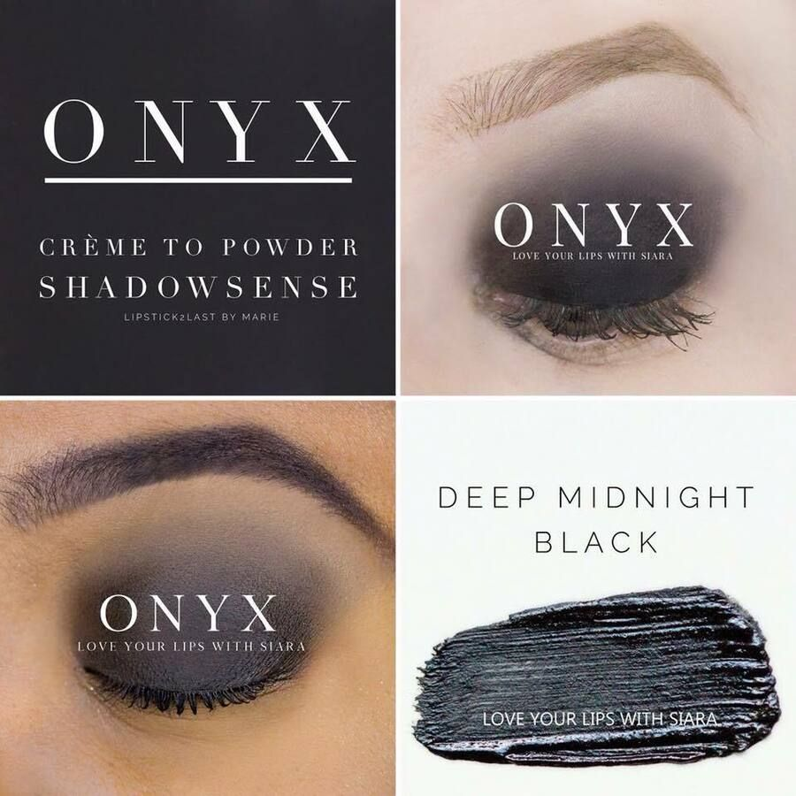 NEW SeneGence**SHADOWSENSE** Cream to powder EyeShadow