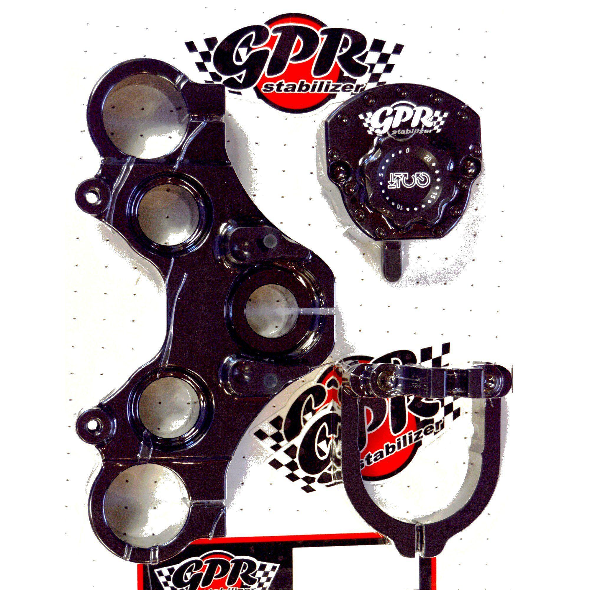 GPR V4 Steering Stabilizer for Harley Davidson Sportster