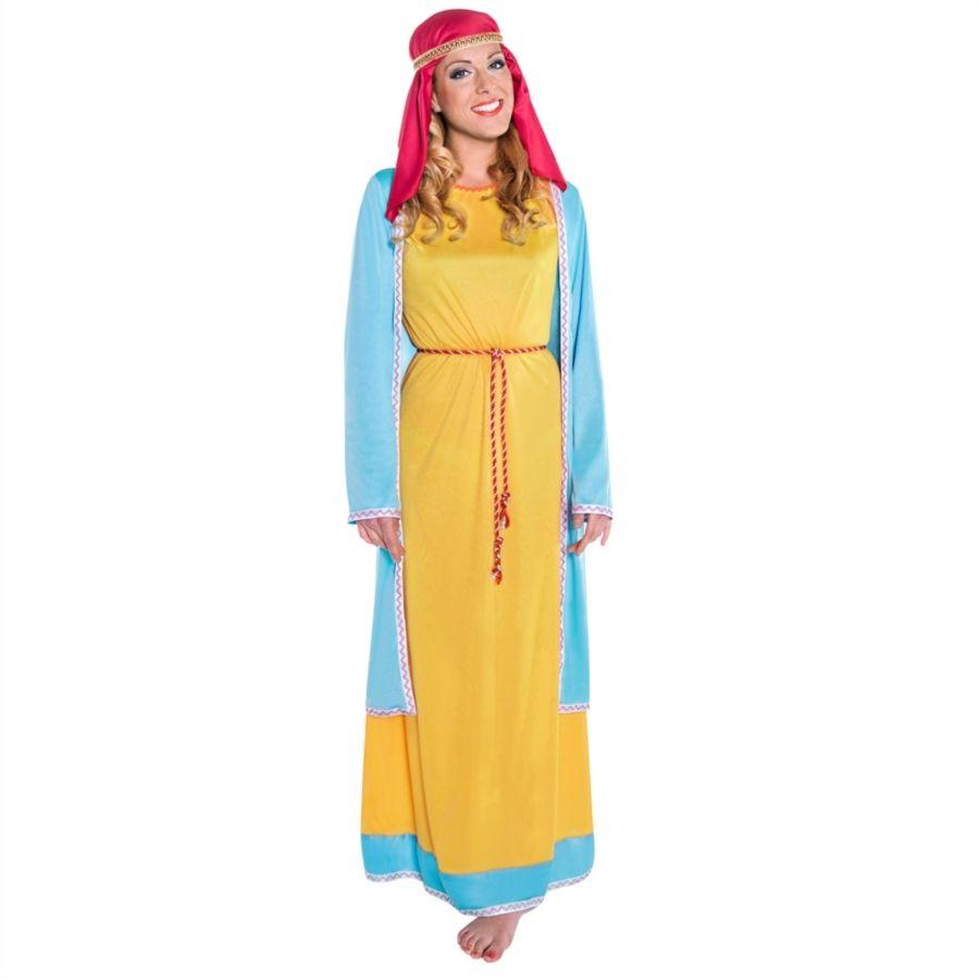 Disfraz hebrea mujer www.martinfloressl.es #tienda online disfraces y cabalgatas