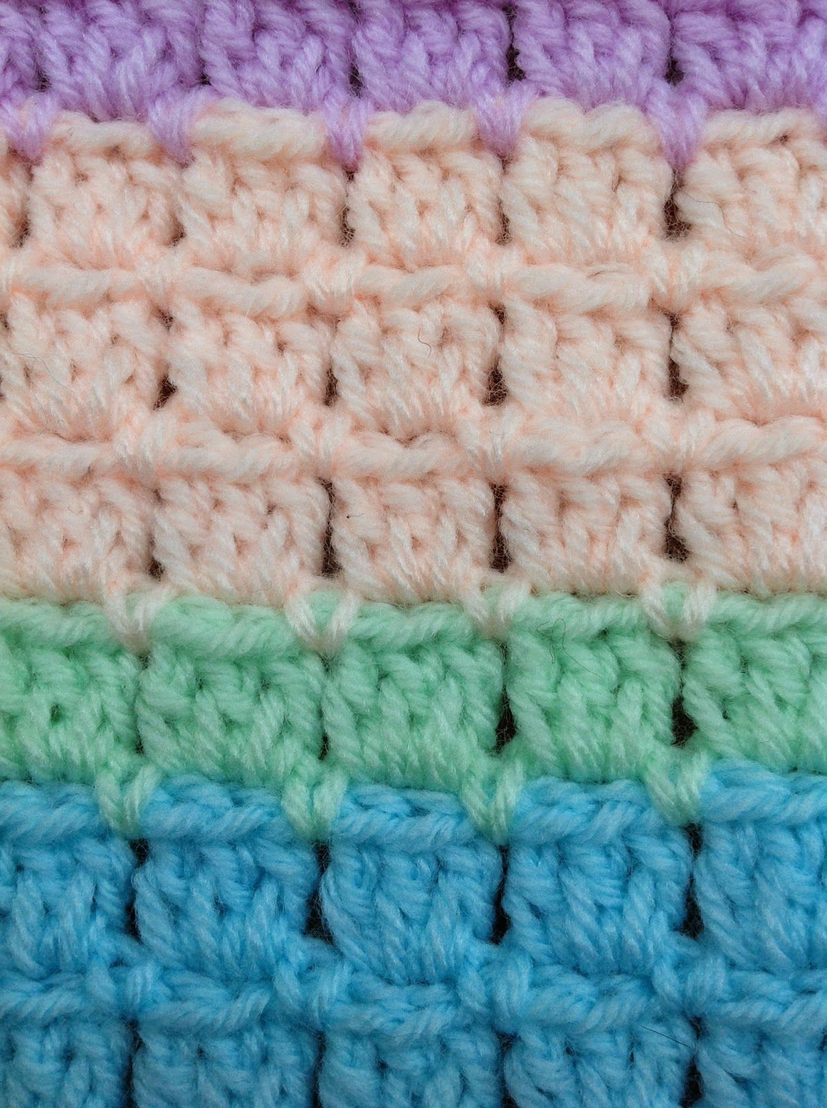 Afghan baby blanket block stitch crochet free blanket free afghan baby blanket block stitch crochet free blanket free crochet pattern bankloansurffo Image collections