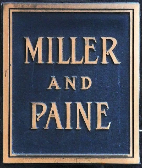Lincoln Ne Miller And Paine Department Store Plaque Photographs