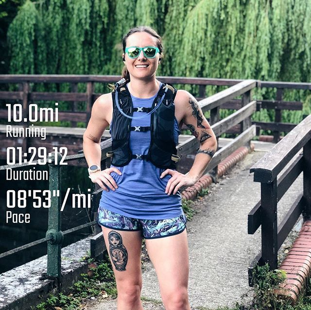Week 2 Run 4! First Double-digit Run Of The Plan And It