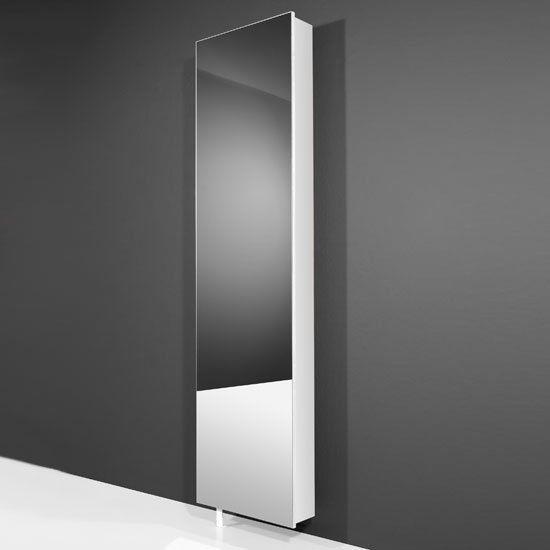 Igma Mirrored Rotating Shoe Storage Cabinet 1189 84