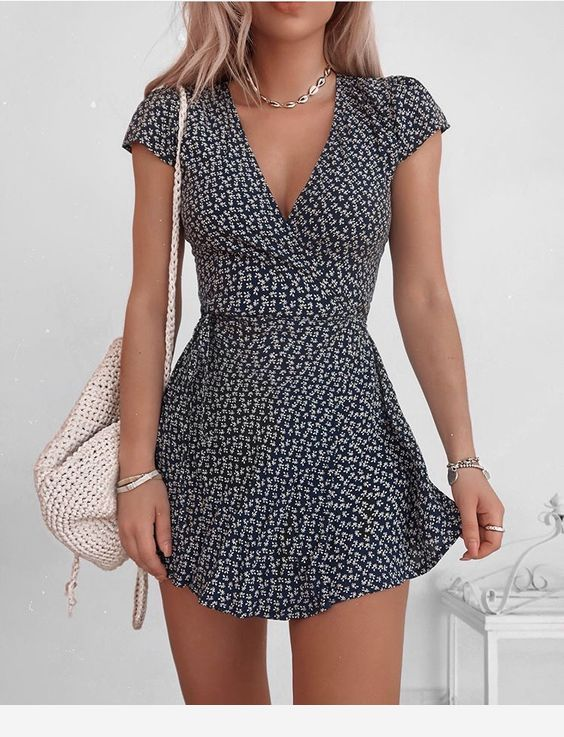 20 looks casuais com vestido para o dia a dia | Looks