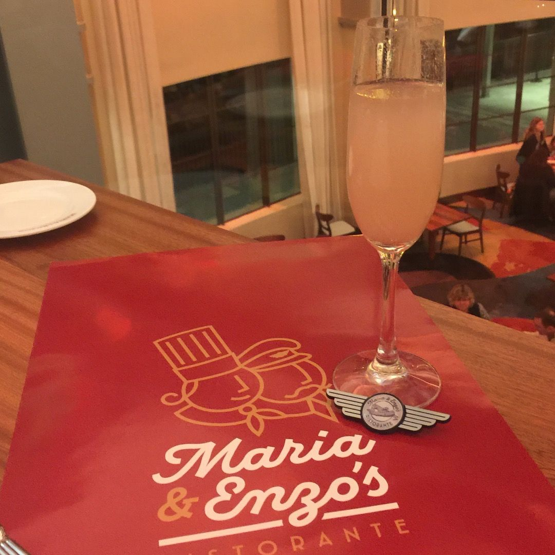 Gluten Free Options At Maria And Enzo S In Disney Springs Allergy Friendly Dining Spring Allergies Allergy Friendly Disney Springs