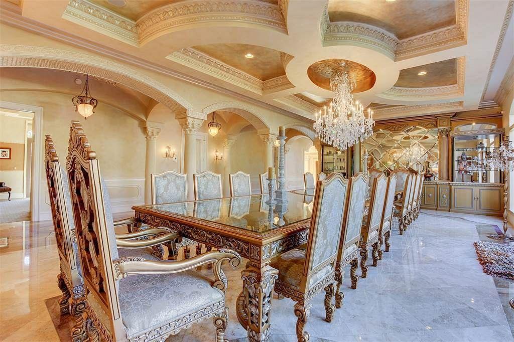 Luxury Dining Room Entrance Imgarcade Com Online