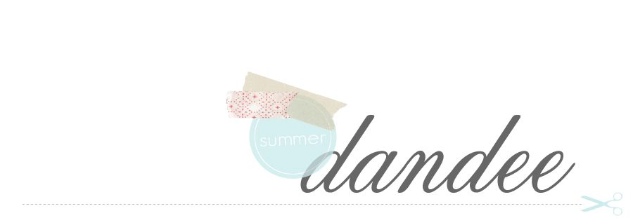 Dandee Designs has so many cute and clever ideas from party planning to card making!