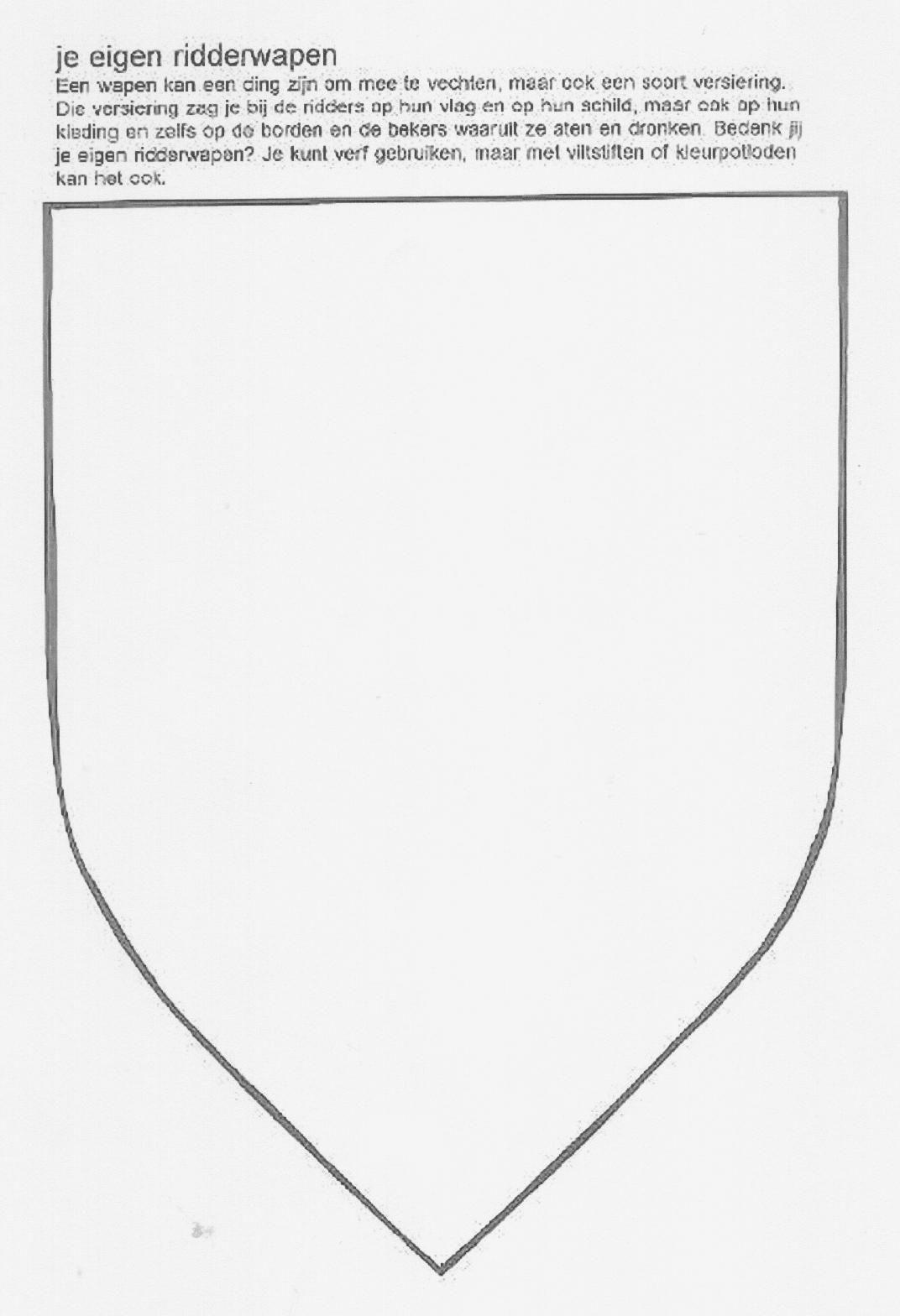 Ridders En Kastelen Ridders Kastelen Middeleeuwse Ridder