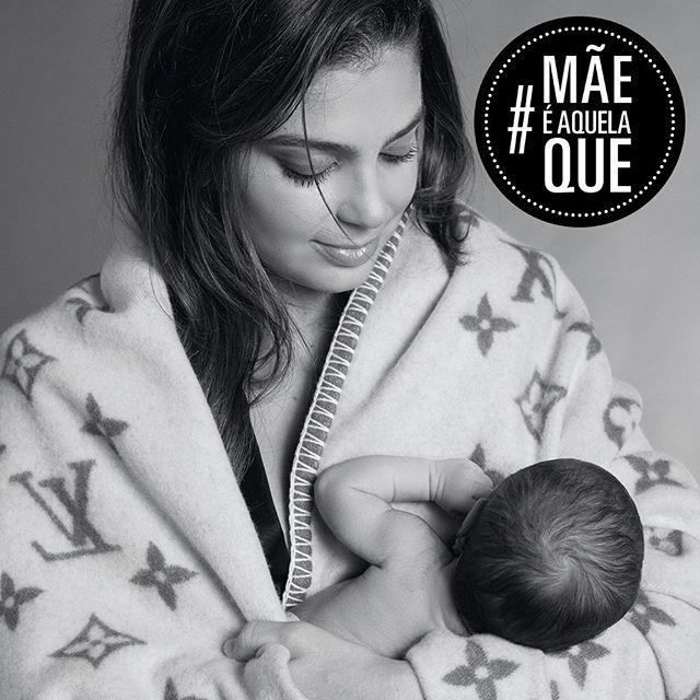 """#MãeÉAquelaQue... """"cuida ama e faz tudo para o bem dos seus filhos! A minha é a melhor do mundo e está sempre ao meu lado e agora se tornou uma dedicada avó da Manuela a minha pequena derrete-se @luzaidan que também está na #GlamourdeMaio. Já viu? E você? Já homenageou a sua mãe ou seus filhos com a nossa #? (: @castanheirabru)  via GLAMOUR BRASIL MAGAZINE OFFICIAL INSTAGRAM - Celebrity  Fashion  Haute Couture  Advertising  Culture  Beauty  Editorial Photography  Magazine Covers  Supermodels…"""