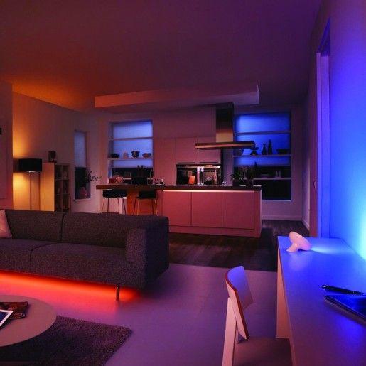 Philips Hue Bloom LED Smart Mood Lamp - Version 2   Maplin ...