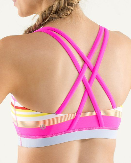 42ee3a324209f This is pretty much the best bra ever made. Perfect for yoga or running