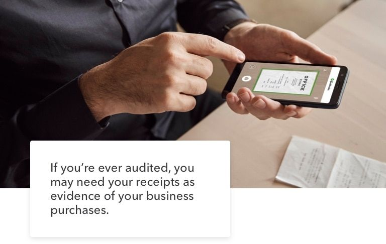 Expense Tracking Mobile Receipt Tracker in 2020