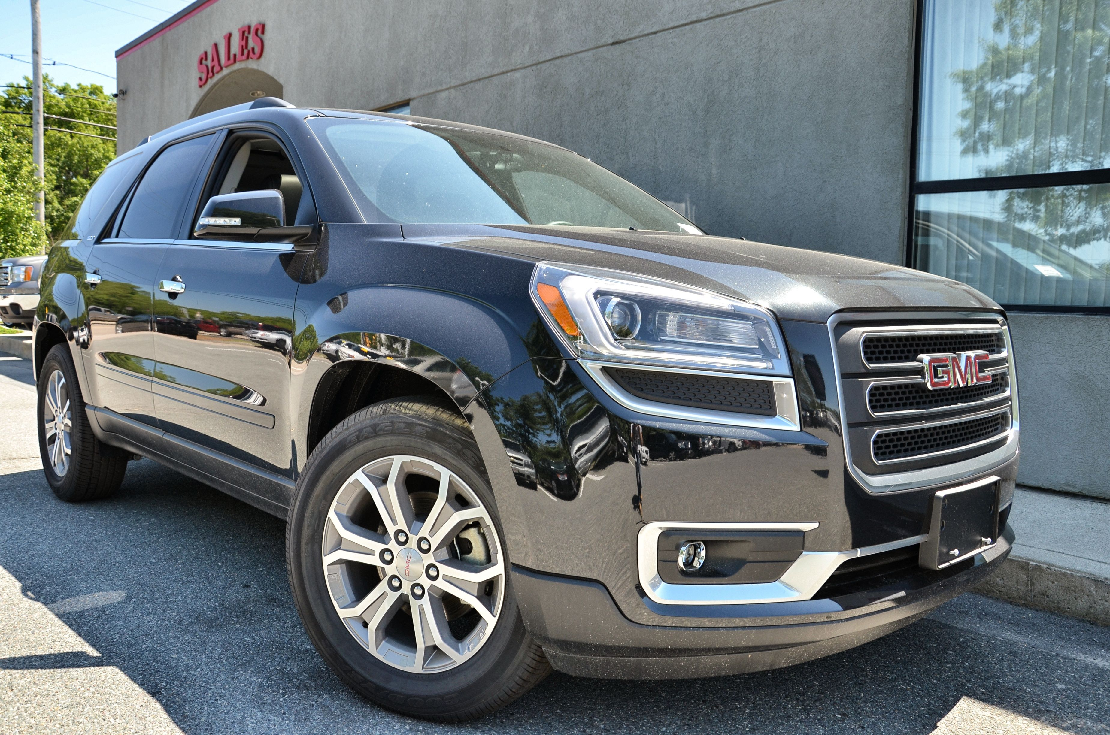 awd gmc start tour youtube watch and up acadia review