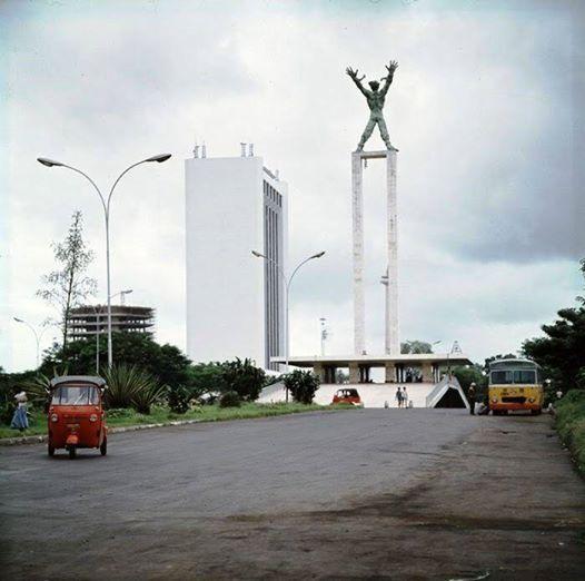 Lapangan Banteng Foto Langka Sejarah Indonesia